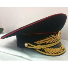 Фуражка Полиции, ручная вышивка F082
