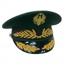 Фуражка офисная с гербом Осетии F105