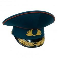 Фуражка МЧС с ручной вышивкой F106