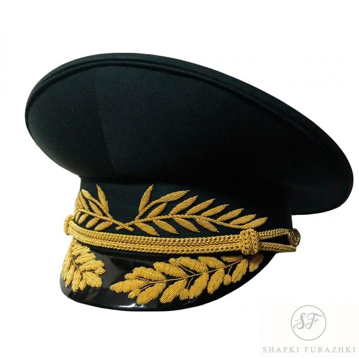 Фуражка с ручной вышивкой, Росгвардии F113