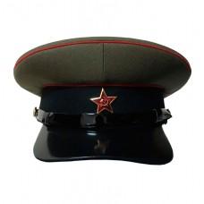 Фуражка артиллериста РККА образца 1941 года, HC020