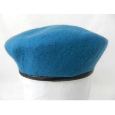 Берет ВДВ голубой B001