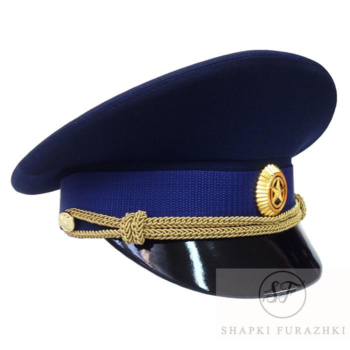 Фуражка офисная ВВС OF001 (цена указана без учета фурнитуры)
