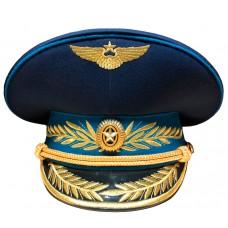 Фуражка ВВС парадная F137