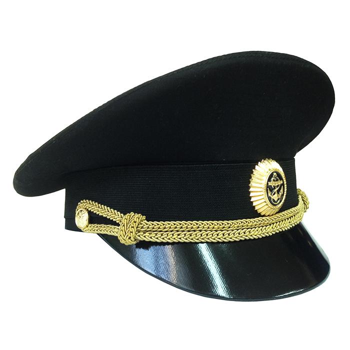 Фуражка офисная ВМФ OF002 (цена указана без учета фурнитуры)