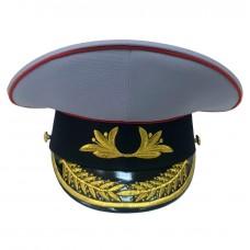 Фуражка МВД парадная, машинная вышивка, F100