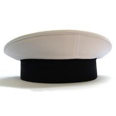 Бескозырка Военно-морского флота с белым верхом VMF015