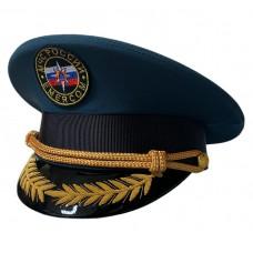 Фуражка МЧС, ручная вышивка козырька F158