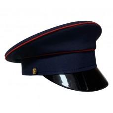 Фуражка для сотрудников Полиции, ГИБДД офисная (штабная) F159