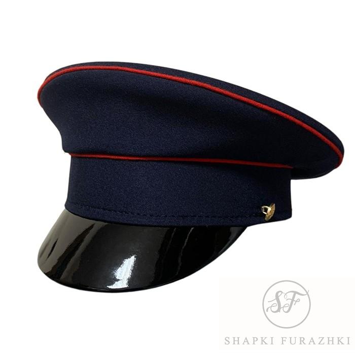 Фуражка для сотрудников Полиции, ГИБДД офисная (штабная)