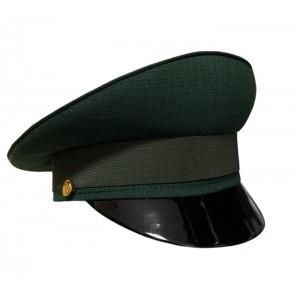 Фуражка офисная зеленая рип-стоп F164
