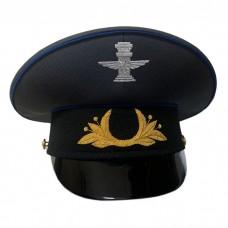 Фуражка Ространснадзор, комбинированная вышивка G031