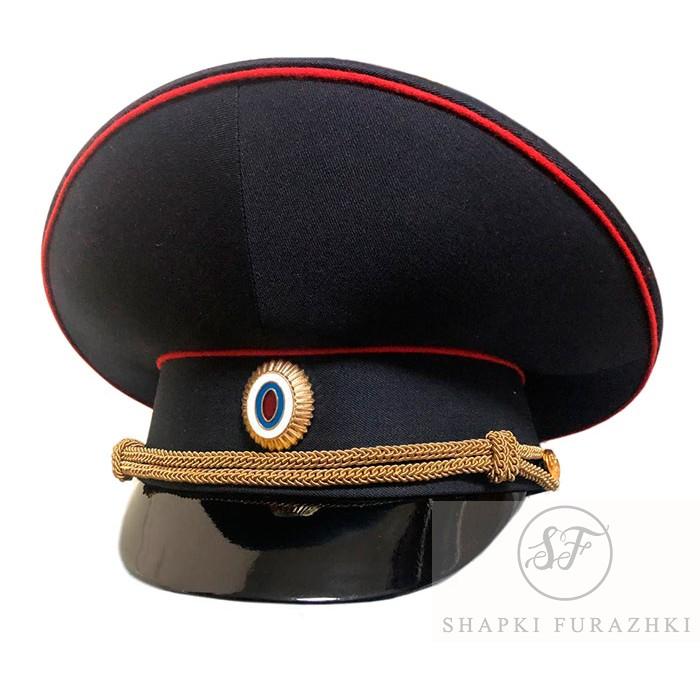 Фуражка Полиции с высокой тульей F013-1
