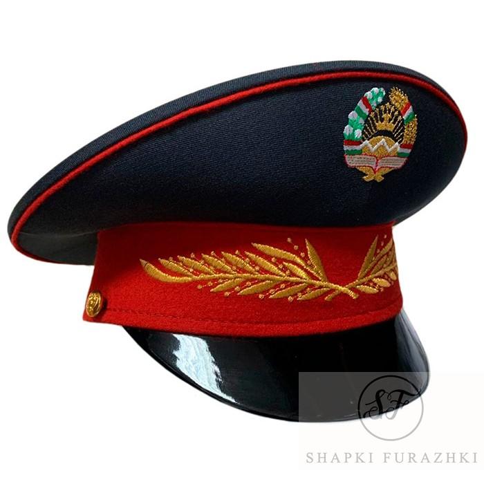 Фуражка Республика Таджикистан машинная вышивка
