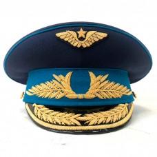 Фуражка ВВС 40-х годов, ручная вышивка HC078