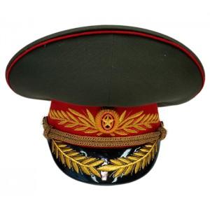 Фуражка Министерства Обороны повседневная, машинная вышивка F151