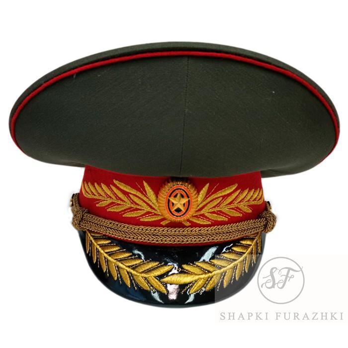 Фуражка Министерства Обороны повседневная, машинная вышивка (Цена без учета фурнитуры)