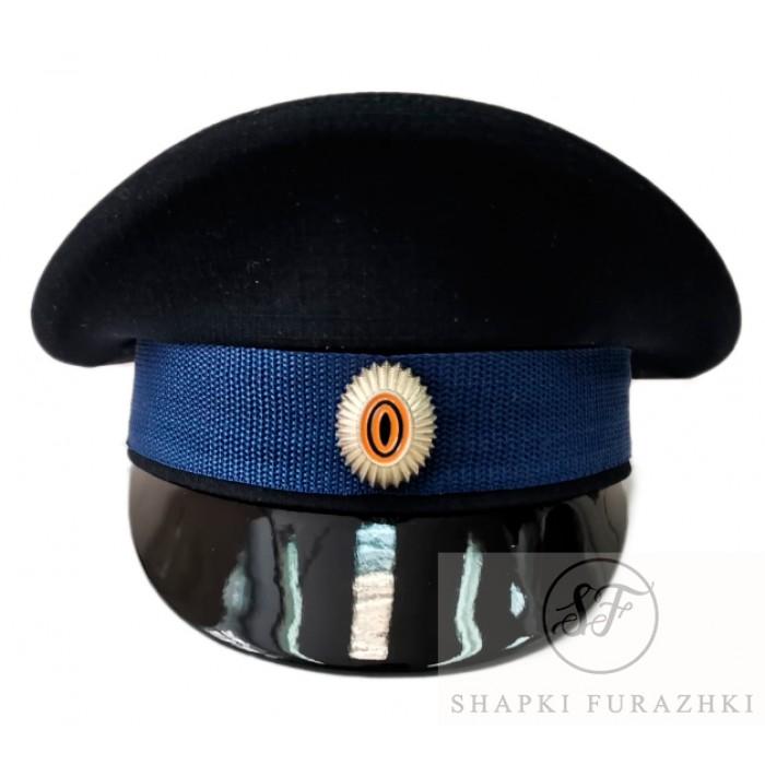 Фуражка ФСБ офисная новый образец (Цена указана без фурнитуры)