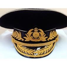 Фуражка ВМФ индивидуальный пошив VMF006