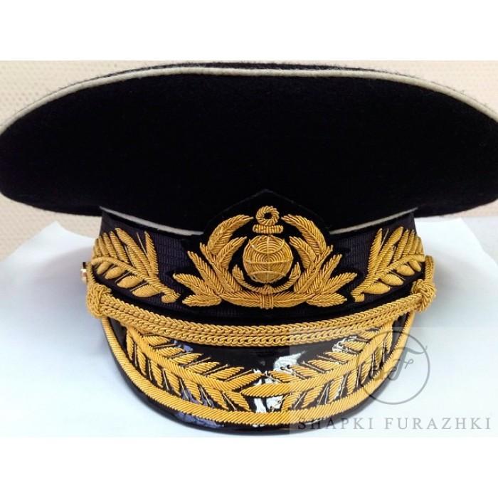 Фуражка ВМФ, индивидуальный пошив VMF006