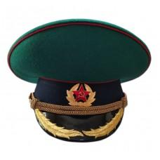 Фуражка Пограничных войск СССР с высокой тульей P006