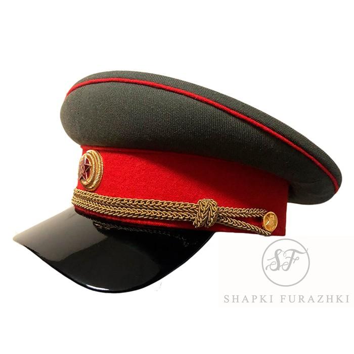"Фуражка ""Сталинка"" (цена без учета фурнитуры)"