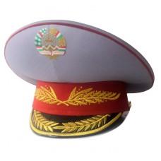 Фуражка с машинной вышивкой, Таджикистан, IN016