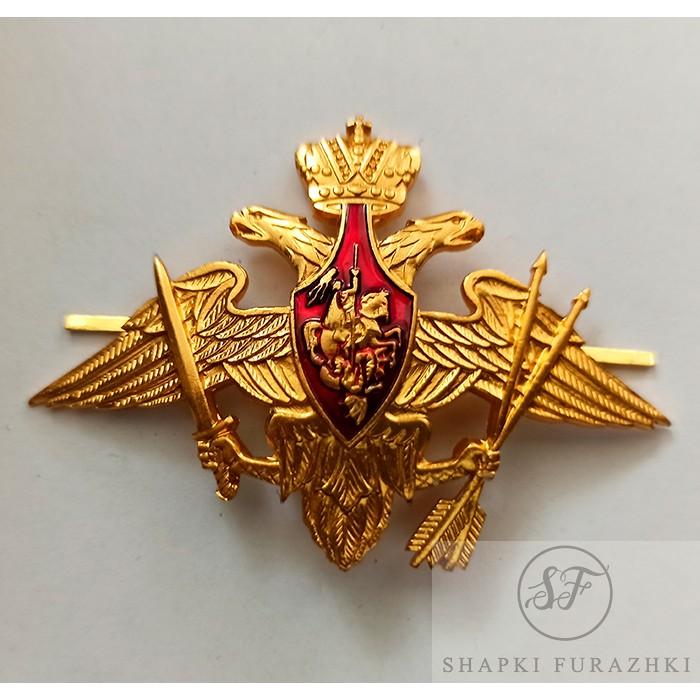 Орел на тулью фуражки Ракетных Войск Стратегического Назначения FR040
