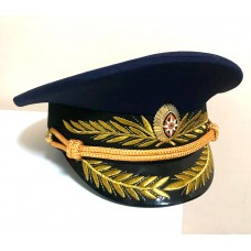 Фуражка МЧС рип-стоп, машинная вышивка OF040