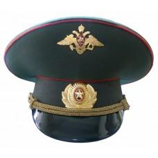 Фуражка Министерства Обороны, фурнитура металл F071