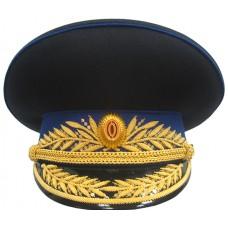 Фуражка ФСБ с ручной вышивкой F001