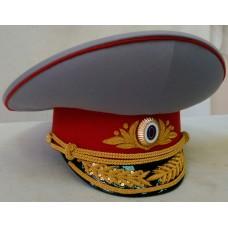 Фуражка Полиции парадная F064