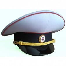 Фуражка Полиции парадная F016
