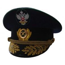 Фуражка РЖД F072