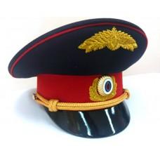 Фуражка Следственный комитет, инд. пошив F086