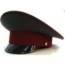 Фуражка ВВ МВД модельная повседневная F021