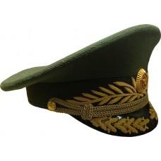 Фуражка офисная МО с ручной вышивкой OF003