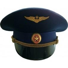 Фуражка офисная офицерская ВВС OF014