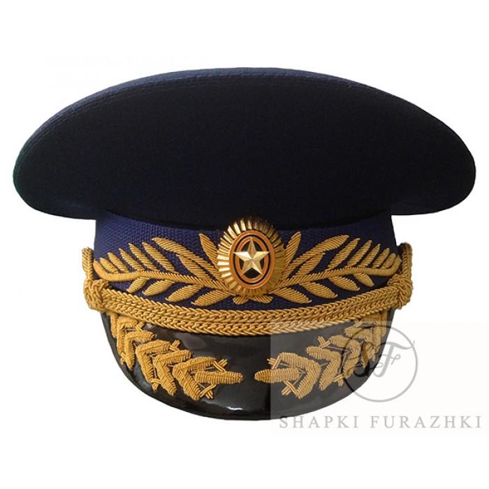 Фуражка офисная ВВС с ручной вышивкой OF004