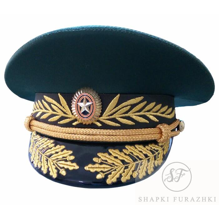 """Офисная фуражка МО ткань """"Патруль"""" OF032"""