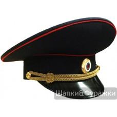 Фуражка Полиции, МВД повседневная F013