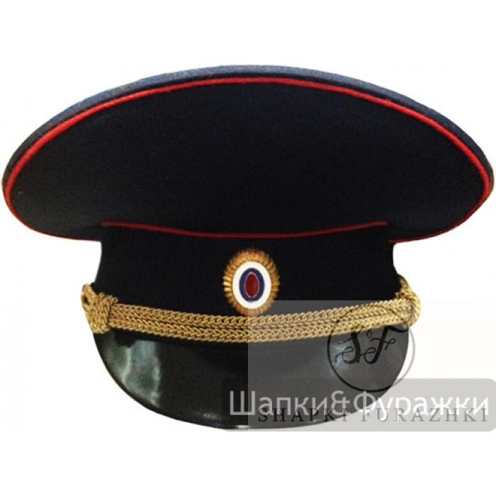 Фуражка Полиции, МВД повседневная F013 (цена указана без учета фурнитуры)