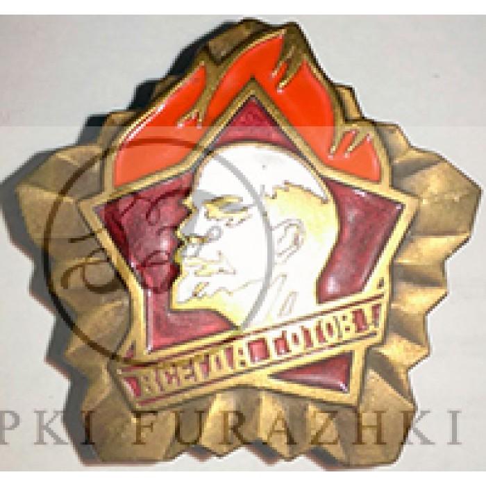 Нагрудный знак СССР 015