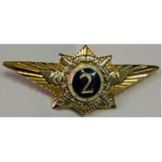Кокарда мет. ВМФ СССР адмир. 017