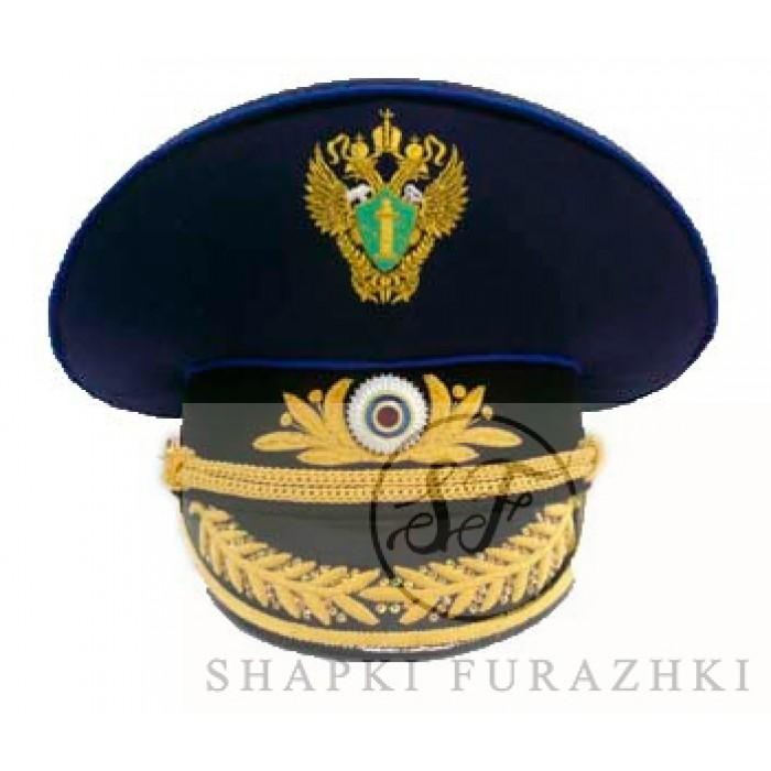 Фуражка Ростехнадзор парадная высшего состава G004