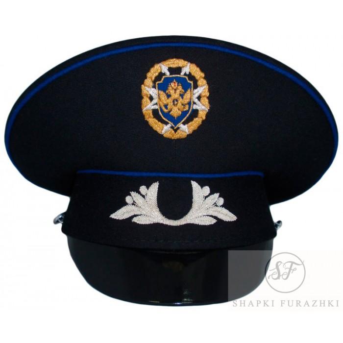 Фуражка Связь-безопасность высшего состава G005