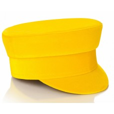 Кепи-картуз желтый T074