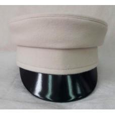 Картуз-кепи белый T044