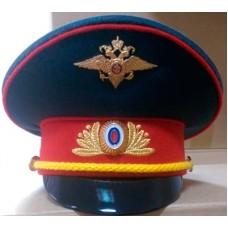 Фуражка сувенирная МВД 004