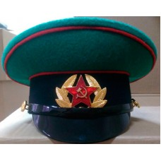 Сувенирная фуражка Пограничных войск 005